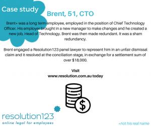 Case Study: Brent, 51, CTO