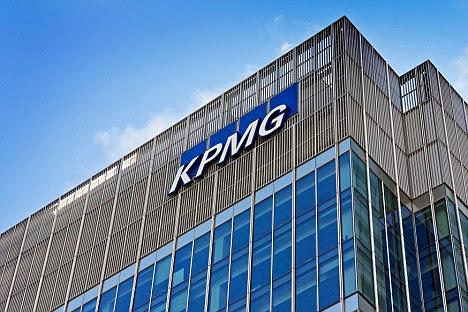 KPMG staff accept a pay cut